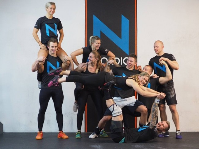 CrossFit Nordics 2015 Official Video