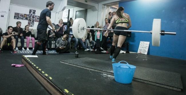 CrossFit Nordic 14.1